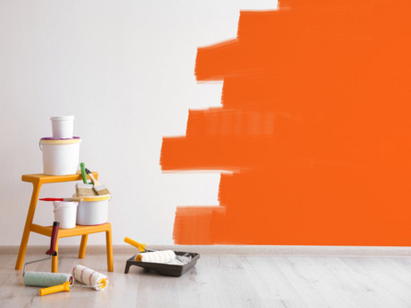 Revive Your Home With a New Coat of Paint